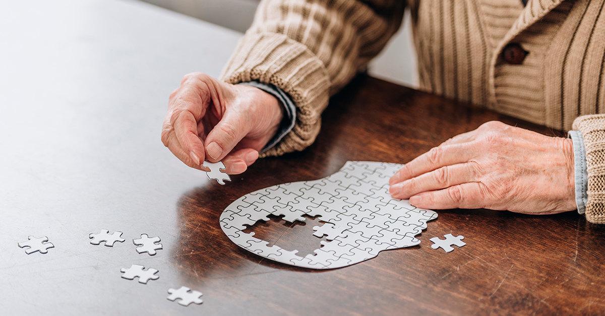 Ухудшение памяти в пожилом возврасте