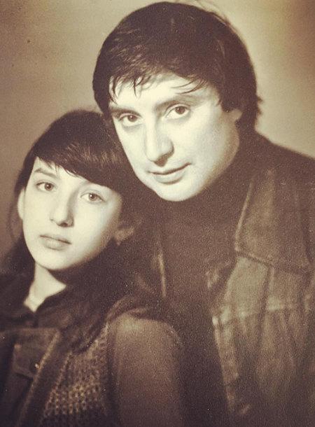 Вениамин Смехов, Алика Смехова