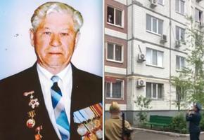 Встал у окна, надел ордена: во двор 94-летнего ветерана пришел оркестр, чтобы спеть для него