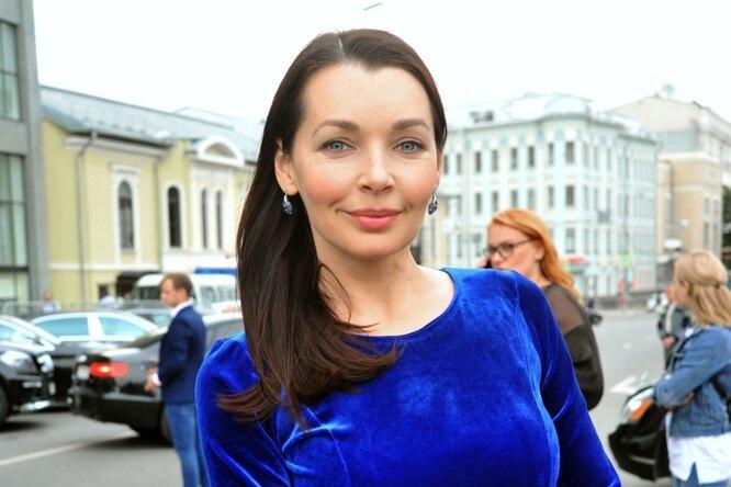 44-летняя Наталия Антонова родила четвертого ребенка