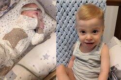 Чудо вхосписе: безнадежного ребенка изреанимации выходили ипоставили наноги