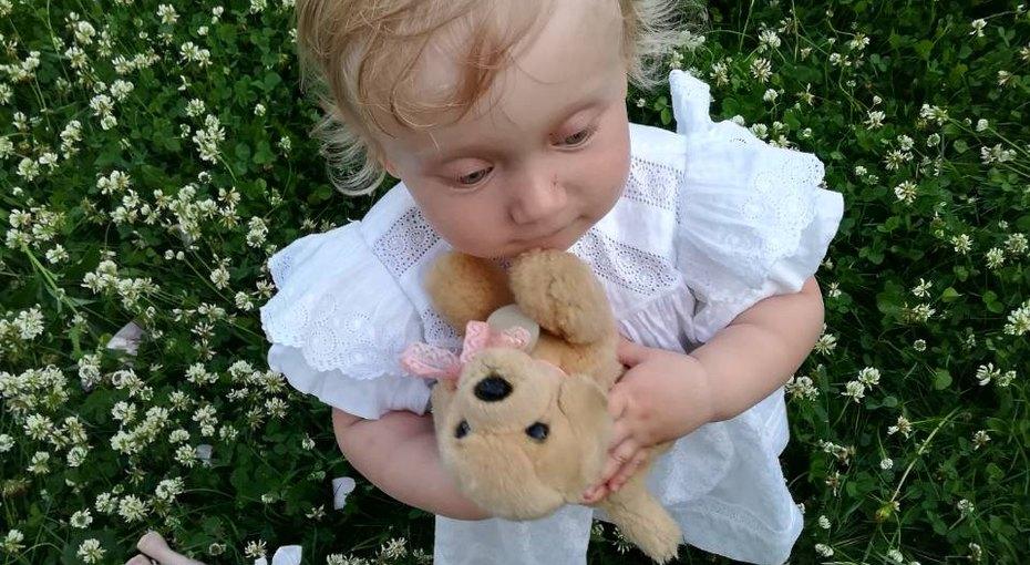 История девочки, которая недолжна была родиться, но стала подарком