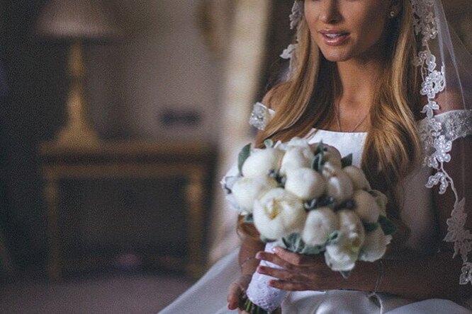 Ксения Бородина вышла замуж (фото)