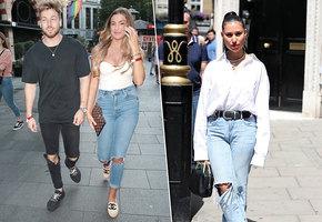Избегаем ошибок: как правильно носить джинсы с высокой талией
