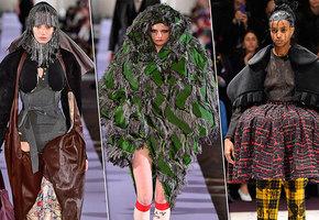 Вещи, которые нельзя носить: почему дизайнеры создают странные коллекции