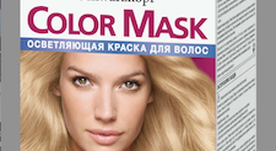 Обновленная формула краски дляволос Color Mask