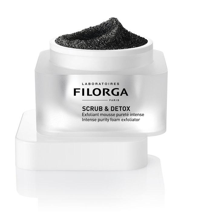 Эксфолиант-мусс Scrub & Detox, Filorga