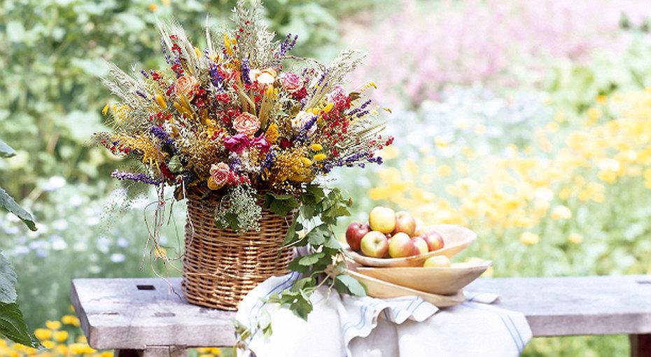Сохраните лето! Простые советы, как правильно засушить цветы