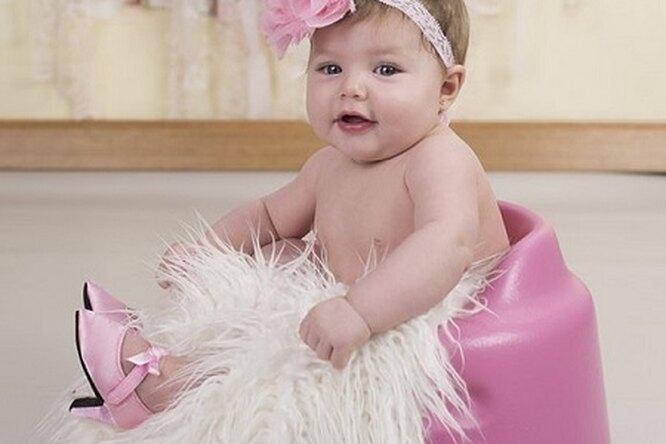 Пинетки накаблуках — вред или писк детской моды