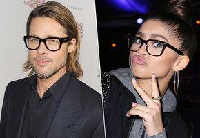 Модные очки по версии Брэда Питта, Дженнифер Лопес и еще шести звезд