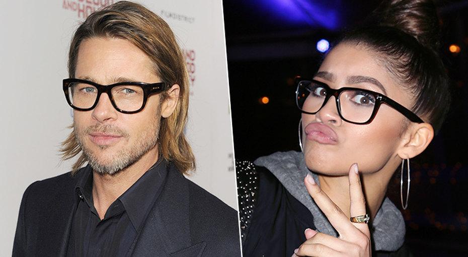 Модные очки поверсии Брэда Питта, Дженнифер Лопес иеще шести звезд