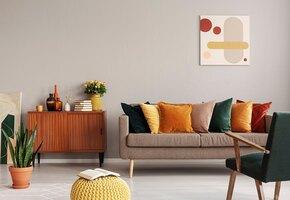 Главные тренды декора для дома 2020: яркие акценты и деревенский стиль