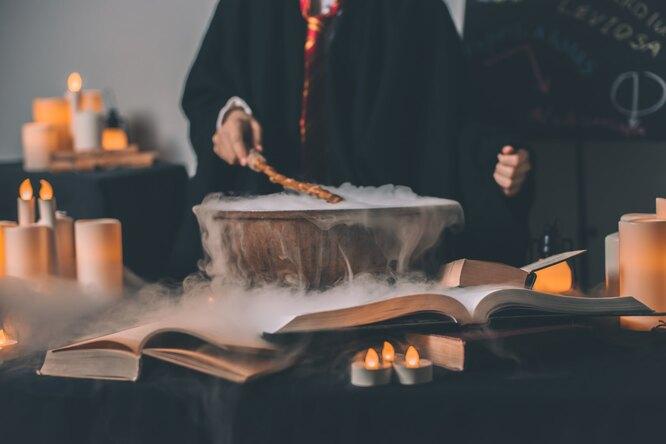 «Почему мне не8»: отец сделал длядочки комнату встиле Гарри Поттера