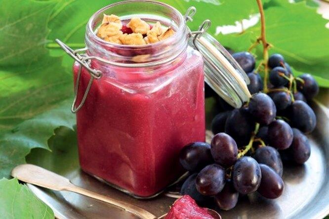 Пеламуши – десерт из виноградного сока