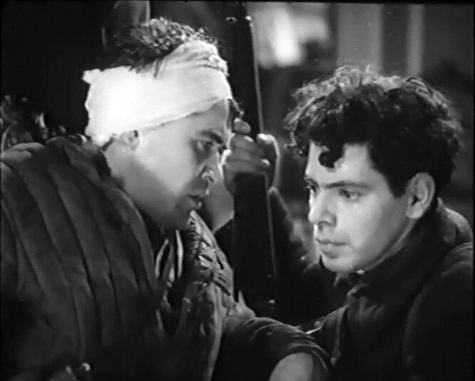 Огненные годы (1939)