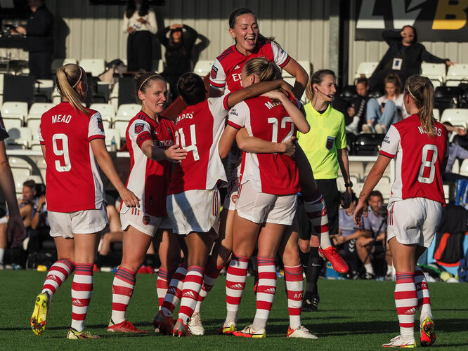 девочки в футболе