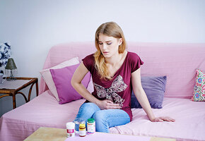 5 факторов, провоцирующих боль во время месячных