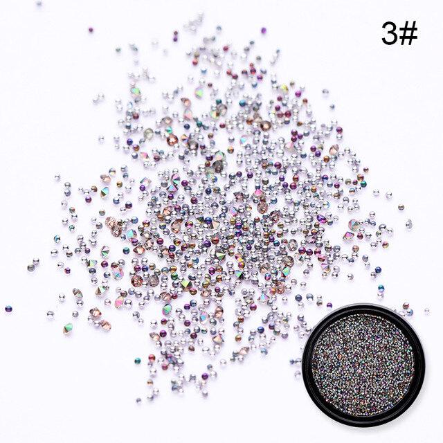 Кристаллы для ногтей, 76 руб. (AliExpress)