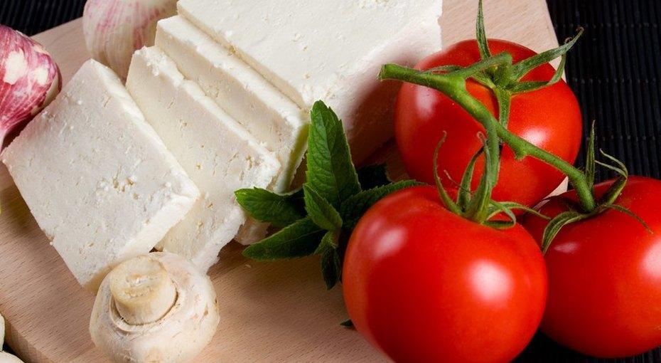 Нежная брынза - сырный продукт