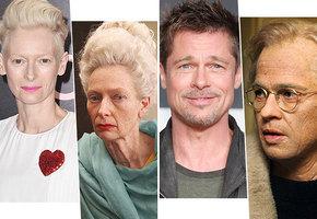 Невероятные перевоплощения: 23 лучших образа Брэда Питта, Джима Керри и других