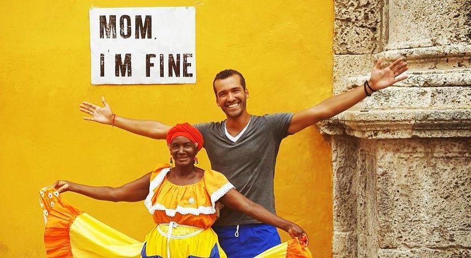 «Мам, я впорядке!» Трогательная забота сына-путешественника