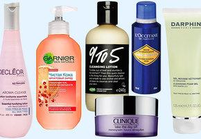 Лучшие средства для очищения кожи с натуральными экстрактами