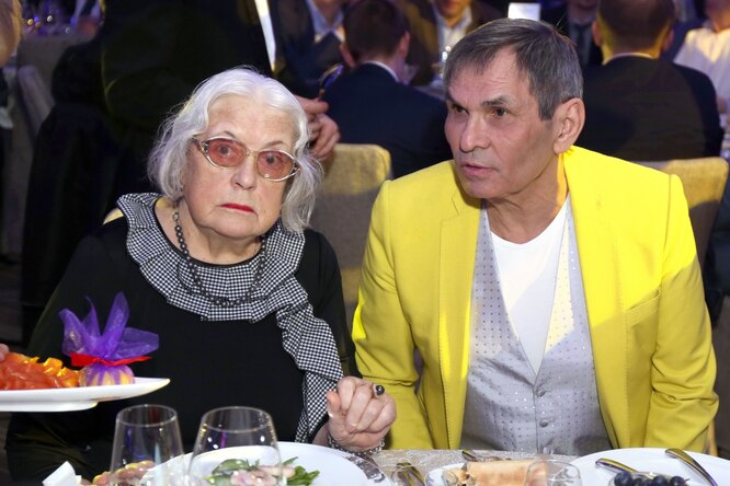 «У него это главный брак»: сын Бари Алибасова прокомментировал женитьбу отца наЛидии Федосеевой-Шукшиной