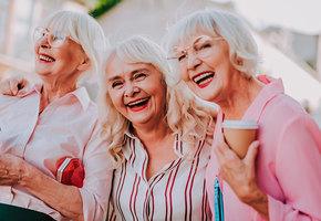 10 важнейших привычек тех, кому за 60