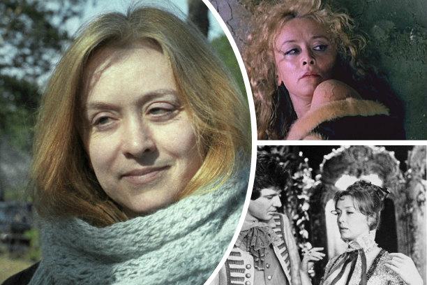 Маргарита Терехова - биография, фото, личная жизнь актрисы