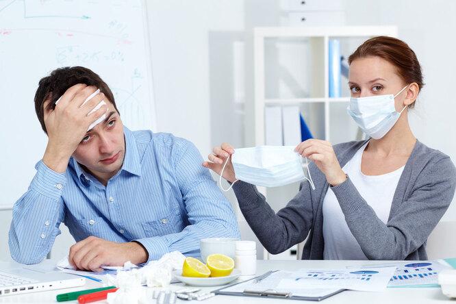 Как оставаться здоровым, когда вокруг все чихают икашляют?
