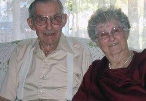 Эта пара живет вместе уже 77 лет. Вот их секрет счастливого брака