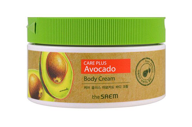 Крем для тела Avocado Body Cream, The Saem