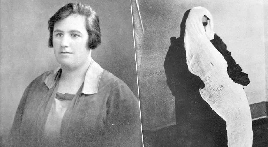 Хелена Дункан - последняя ведьма Англии