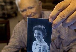 Ветеран Второй мировой вернул возлюбленную спустя 71 год