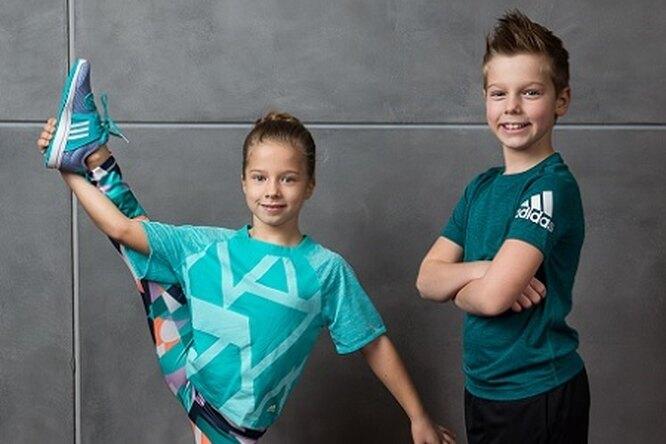 Дети Барановской и Аршавина заработали первый гонорар в модной съемке