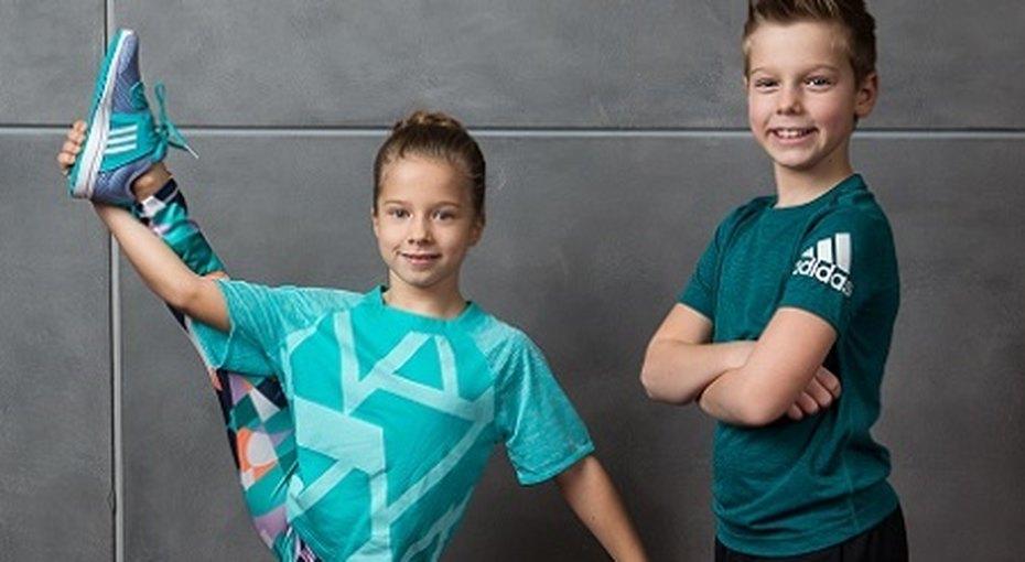 Дети Барановской иАршавина заработали первый гонорар вмодной съемке