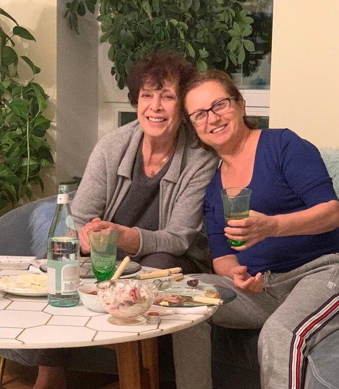 Мамы Маргариты Симоньян и Тиграна Кеосаяна