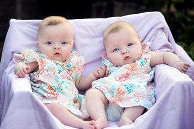 Невероятная лазерная операция проведена на13 неделе беременности. Это спасло близнецов!