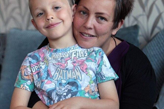 Интуиция матери помогла семилетнему мальчику победить рак