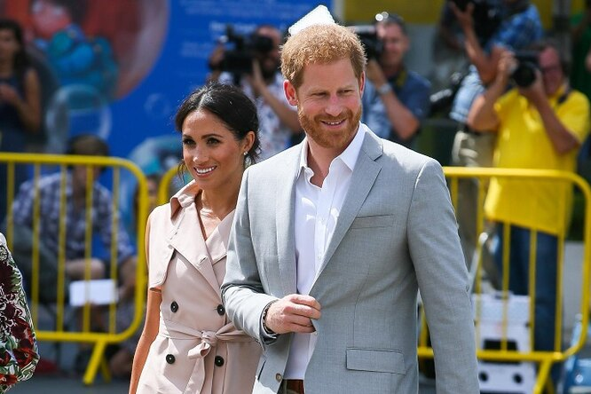 Британские журналисты выяснили, сколько стоит гардероб жены принца Гарри