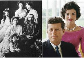Кеннеди, Романовы, Гуччи и Хемингуэй: родовые проклятья известных семей