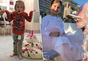 Детки на стиле: гардеробы звездных детей, стоимостью в тысячи долларов