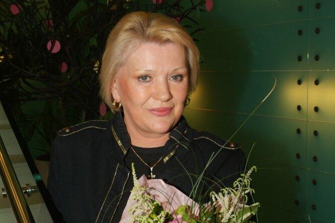 «Не знаю, как пережила все это»: Галина Польских рассказала как стала вдовой в26 лет