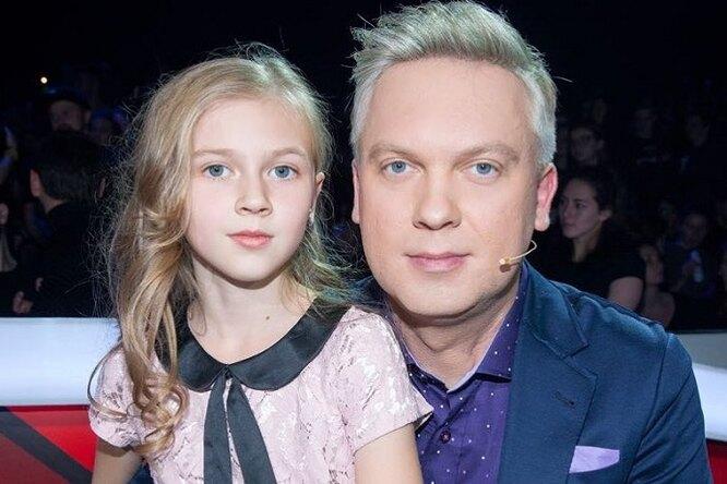 Сергей Светлаков показал поклонникам дочь-школьницу