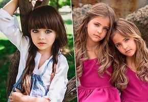 8 самых красивых девочек планеты по мнению СМИ