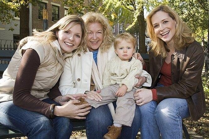 Три мамы одного ребенка