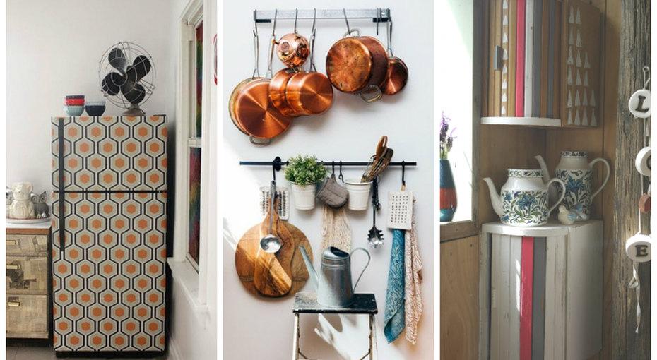 Как обновить кухню меньше, чем зачас?
