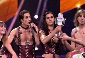 Группа Maneskin из Италии - победители «Евровидения-2021». Что о них известно?
