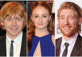 Рыжие начинают и выигрывают: 5 наших любимых молодых актеров с медными волосами