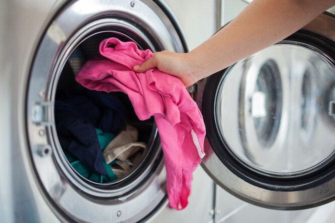Как почистить стиральную машину?